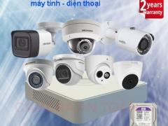 Lắp đặt camera giám sát kho bãi chính hãng giá tốt