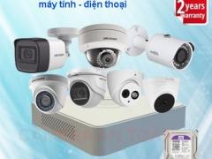 Lắp đặt camera giám sát cửa hàng chính hãng giá rẻ