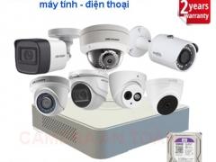 Giá các loại camera an ninh tốt nhất hiện nay