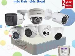 Chi phí lắp camera giám sát chính hãng giá rẻ