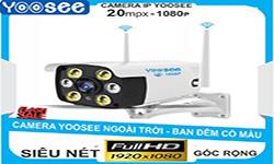giá camera wifi không dây yoosee sử dụng ngoài trời