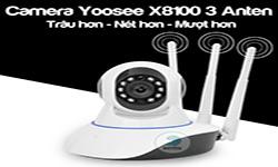 lắp camera wifi không dây yoosee chính hãng