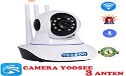 lắp camera yoosee 3 râu tại hà nội
