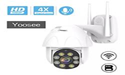 lắp camera yoosee ip wifi không dây sử dụng ngoài trời