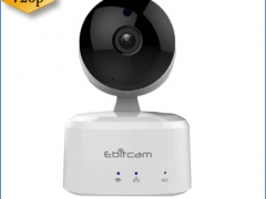 Camera wifi 360 độ ebitcam E2 HD 720P