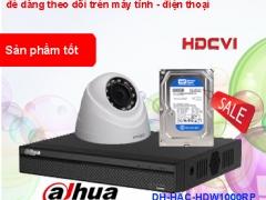 TRỌN BỘ CAMERA 16 KÊNH DAHUA HDCVI 720P